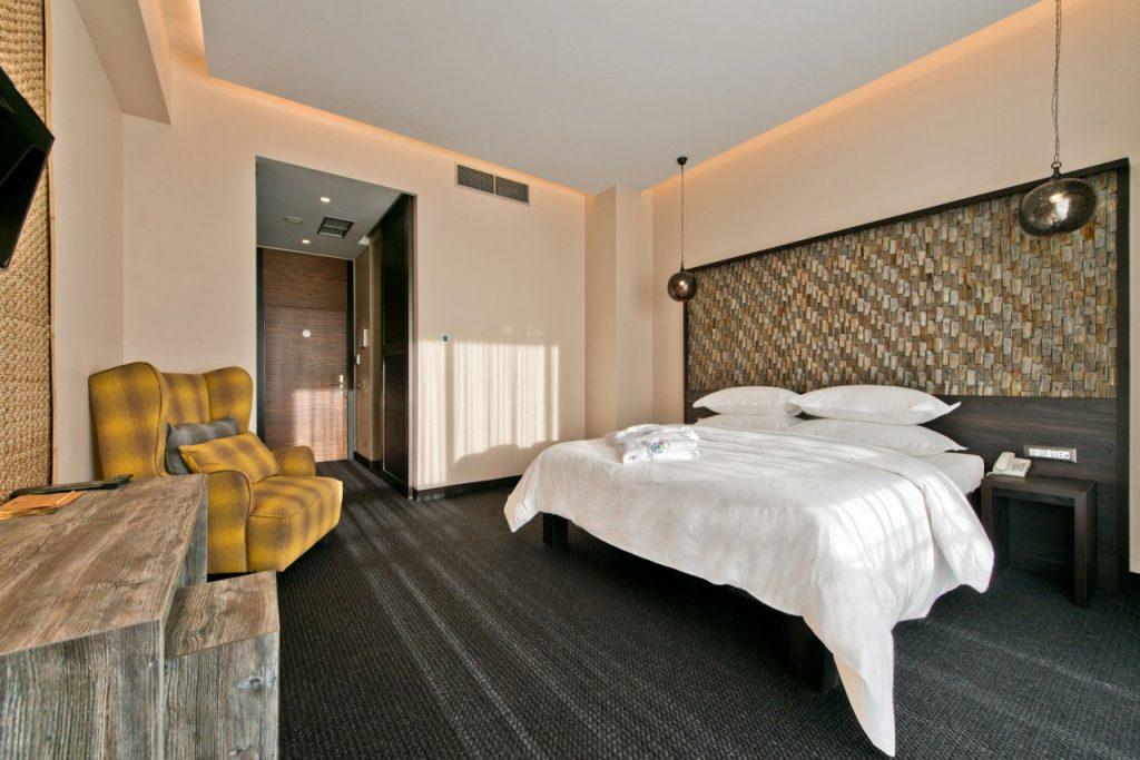 Flores viešbučio interjeras Druskininkuose