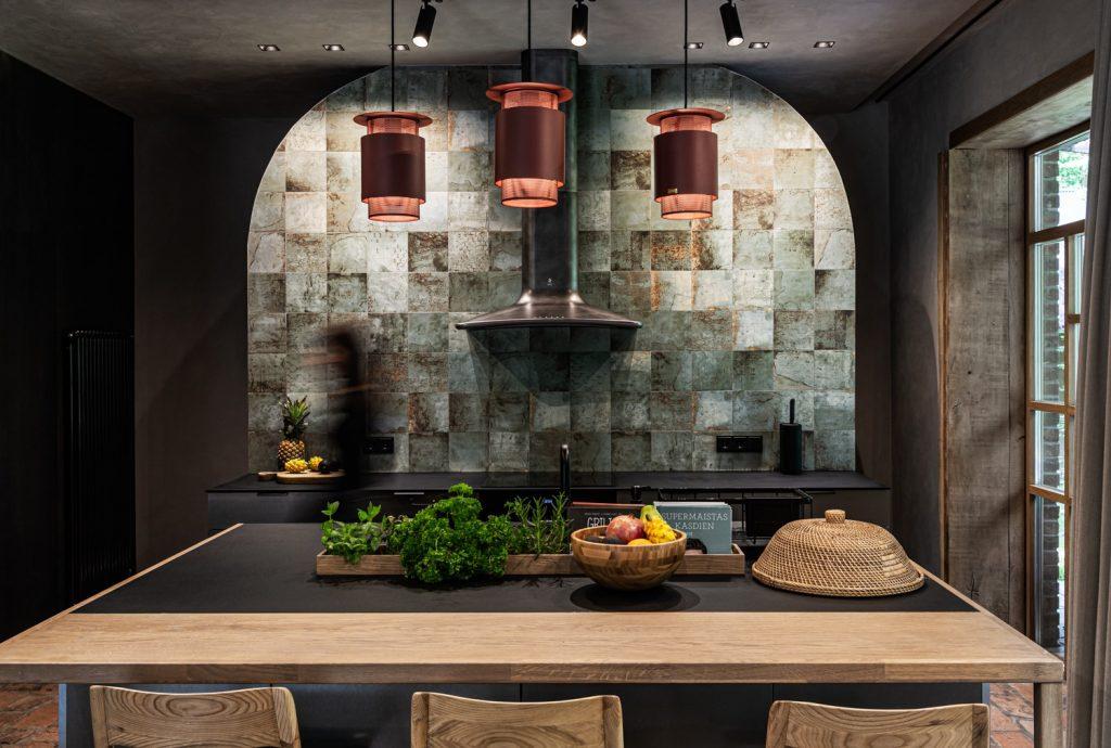 Interjero studija/Dizaino virtuvė. Nuotrauka/Kernius Pauliukonis