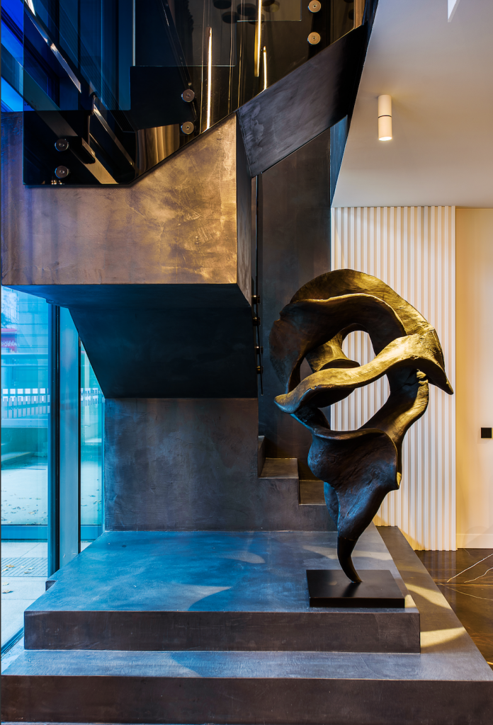 Bechara Clinic odontologijos klinika.  Interjero studija /Yes.Design.Architecture. Nuotrauka/ Varna productions