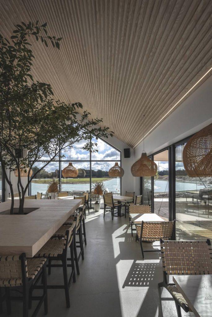 VANDUO MARSE restoranas Kaune. Interjero studija/Mood&More. Nuotrauka/Lina ADi